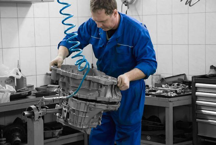 ремонт гидротрансформаторов