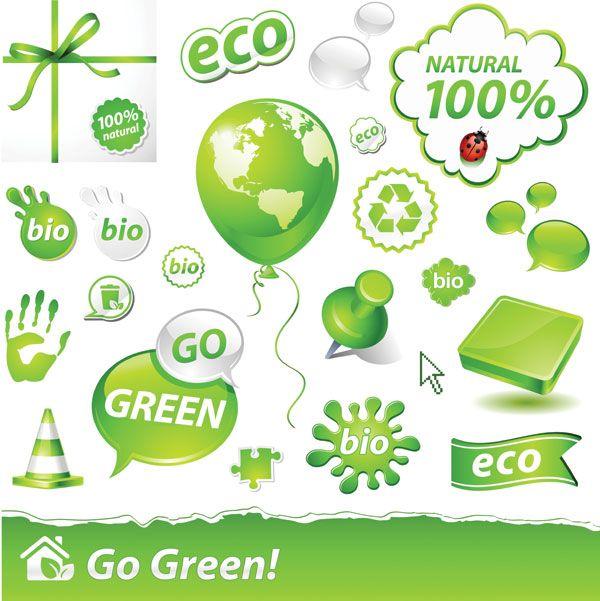 знаки экологии