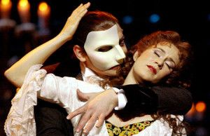 мюзикл призрак оперы в москве