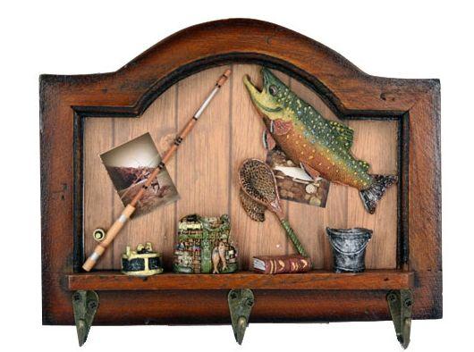 подарки мужу рыболов