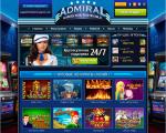 Обзор сайта http://kasino-admiral.net/