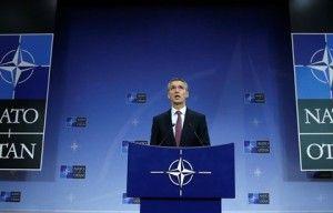 Россия решила сократить свою миссию в НАТО