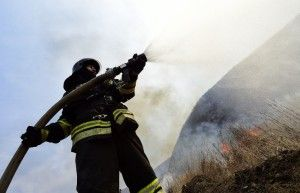 противопожарный режим в россии