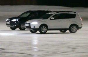 Танцы на автомобилях