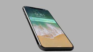 производство iPhone 8