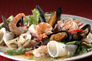 морепродукты продлевают жизнь