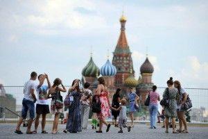 российский туризм