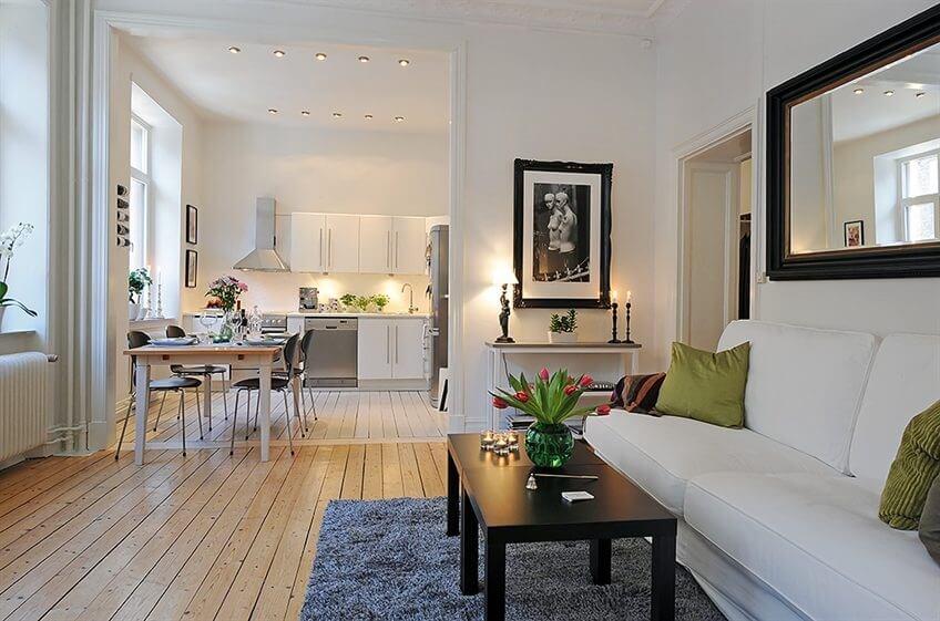 однокомнатные квартиры