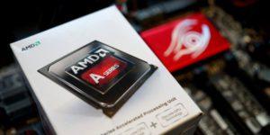 акции AMD