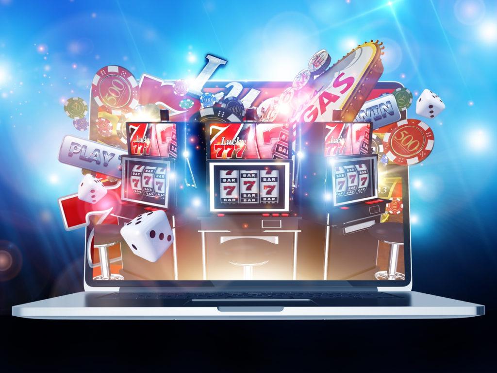 Игровые онлайн автоматы 2021