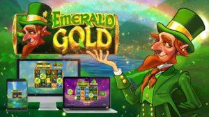 Слот Emerald Gold